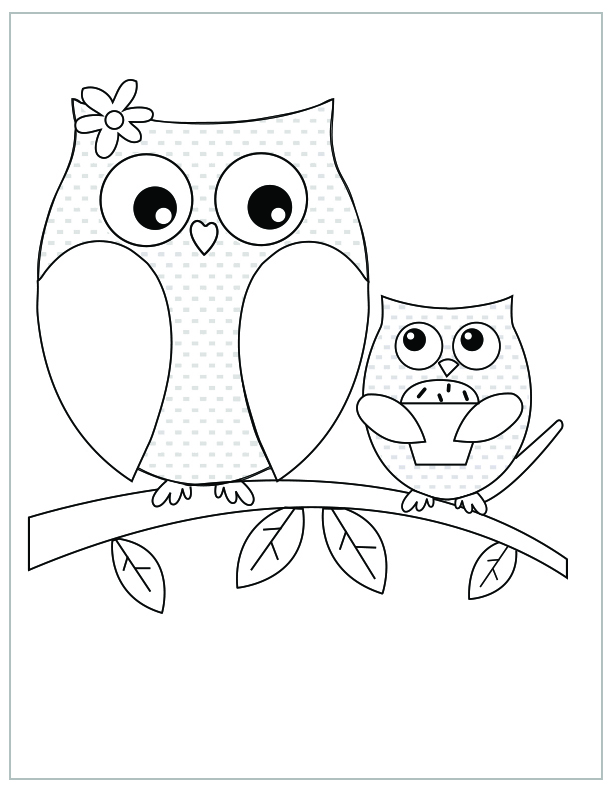 mother s day coloring