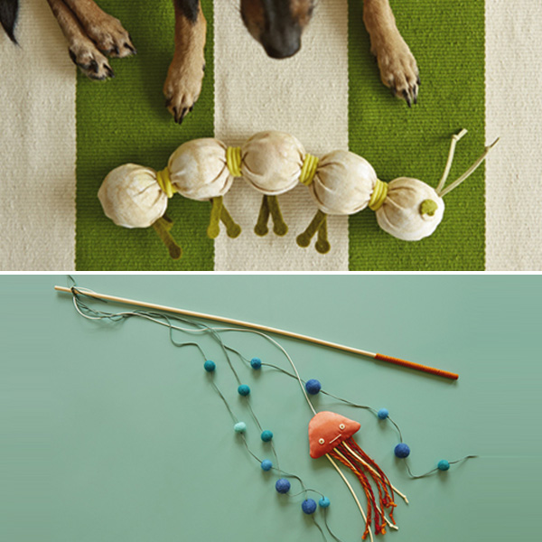 DIY Dog Toys And Cat Toys Hallmark Ideas & Inspiration