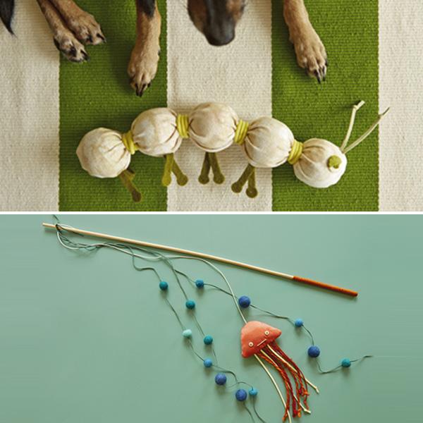 DIY Dog Toys and Cat Toys  Hallmark Ideas  Inspiration