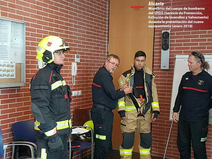 bomberos alicante