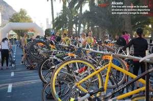 ciclismo en alicante