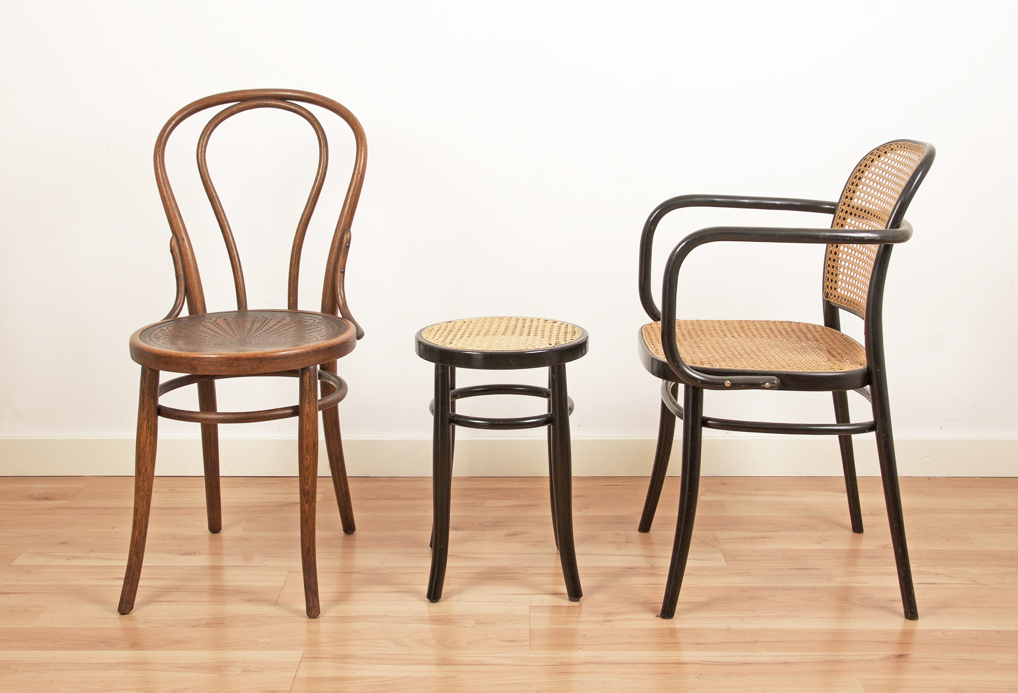 A Brief History of Bentwood Furniture