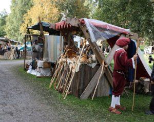 Mercadillo medieval