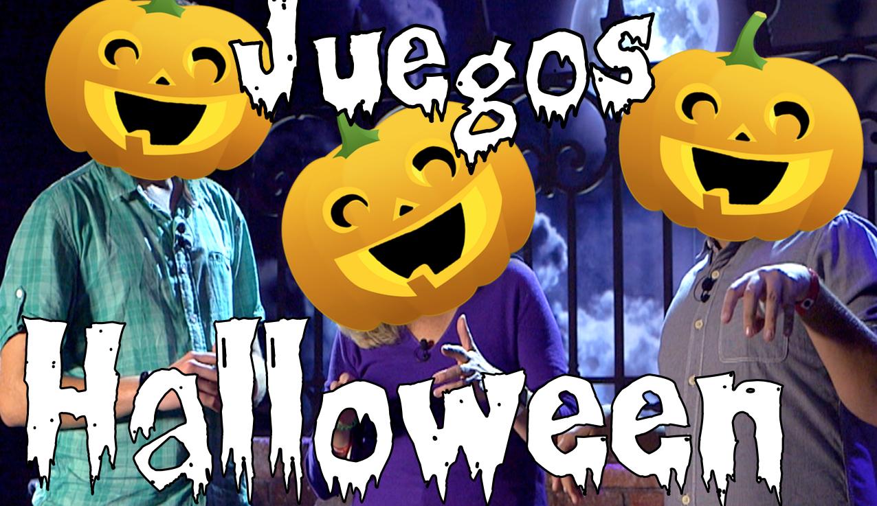 5 ideas de juegos para halloween
