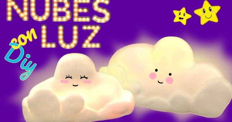 Decora tu cuarto con esta nube Kawaii