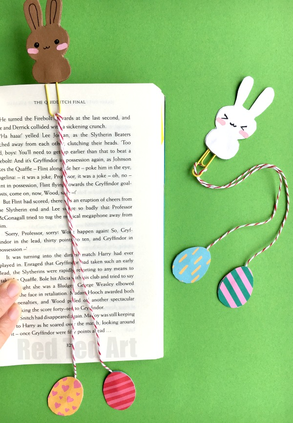 33 Cool DIY Bookmarks Ideas for Every Fun Loving Bookworm