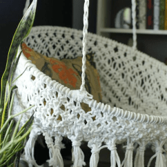 Hammock Chair Instructions Desk Posture Corrector 14 Unique Diy Macrame Patterns With
