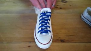 31+ Cool Ways to Lace Shoes Creatively