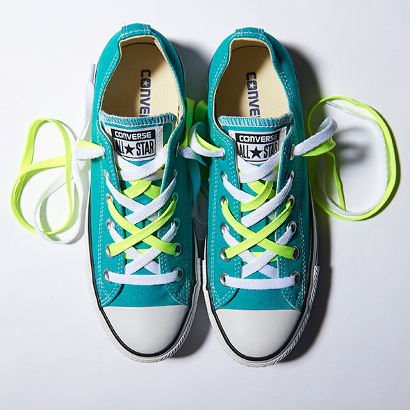 31 Cool Ways to Lace Shoes Creatively