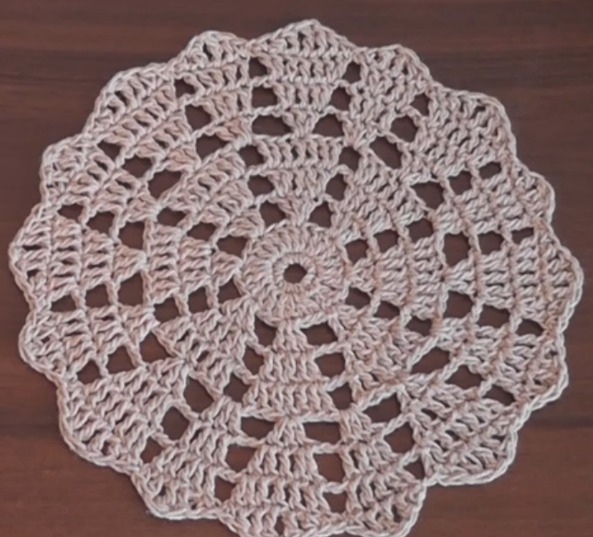 diagram crochet coaster land rover discovery 3 air suspension wiring 37 diy doily patterns | how to doilies tutorials