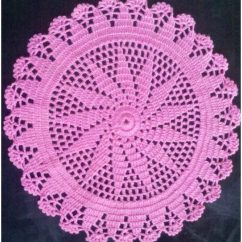 Crochet Doily Patterns With Diagram Auto Gauge 5 Inch Tach Wiring 37 Diy How To Doilies Tutorials Simple Pattern