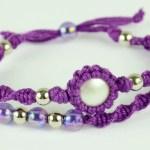 32 Diy Macrame Bracelet Patterns Macrame Bracelet Tutorials