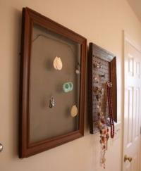 75+ DIY Earring Holder Ideas & Amazing How To's