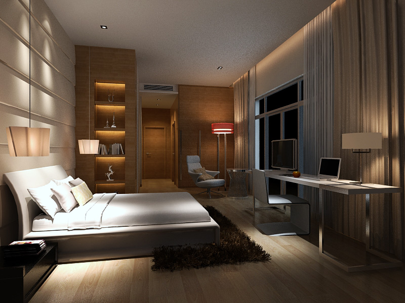 Beautiful Contemporary Bedroom Design Ideas For Releasing
