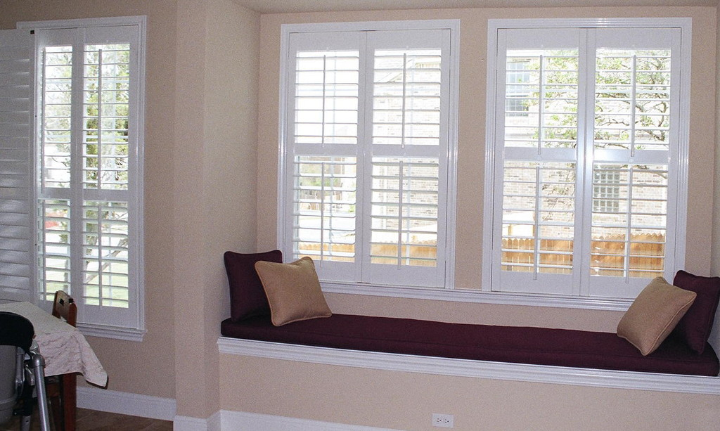 Beautiful Interior Window Shutters To Adorn Your Room