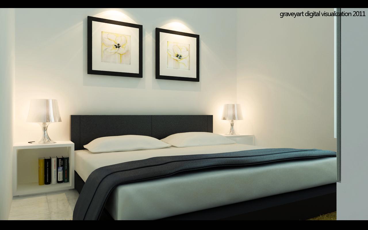 Simple Cheap Bedroom Decor Ideas Novocom Top