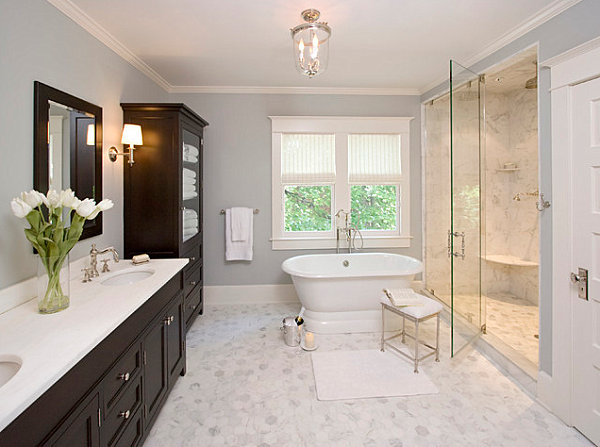 Refreshingly Bright Bathroom Ideas With Colorful