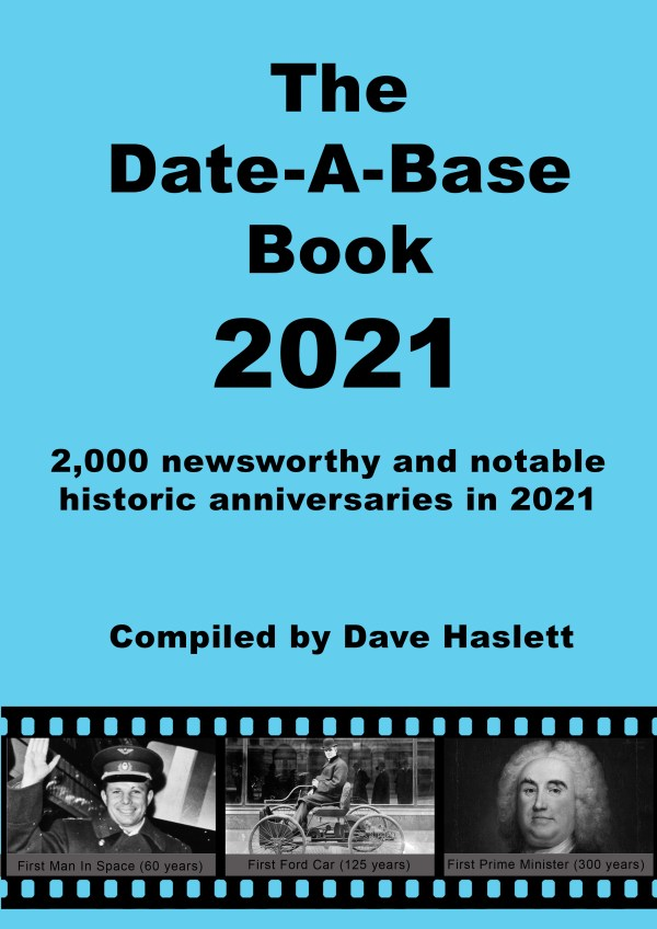 The Date-A-Base Book 2021 : ideas4writers
