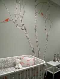 Modern Beige Artistic Nursery | Baby Room Ideas
