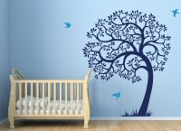 Baby Boy Nursery Wall Decal Ideas | Baby Room Ideas