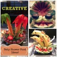 Baby Shower Food Ideas: Creative Baby Shower Finger Food Ideas