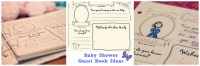 Baby Shower Guest Book Ideas   Baby Room Ideas
