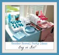 Baby Shower Ideas  Gender Reveal | Baby Room Ideas