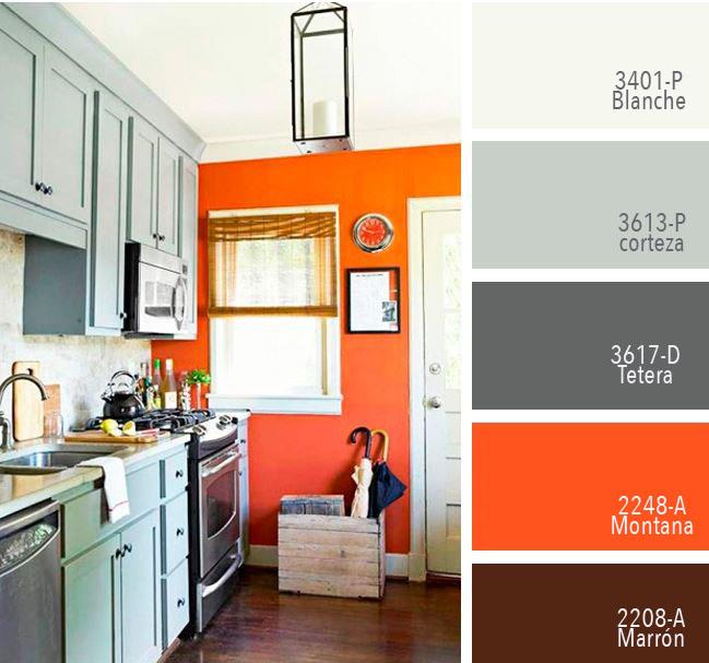 Colores Para Cocina  Tendencias modernas 2019  2020