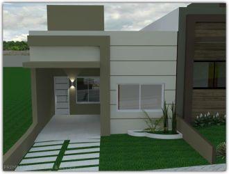 fachadas de casas modernas pequeñas Ideas Bonitas Para