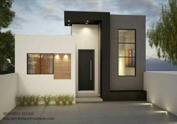 casas colores combinaciones exteriores fachadas