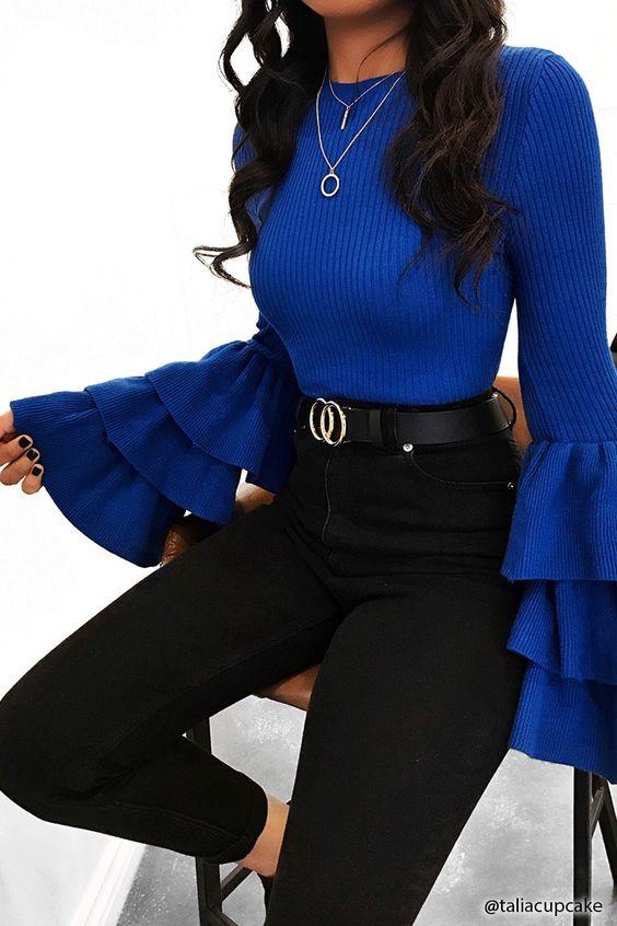 Moda 2019 Mujer Juvenil Pantalones De Moda 2020 Modelos De Unas