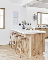 Cocinas pequeñas con barra cocinas en casas pequeñas