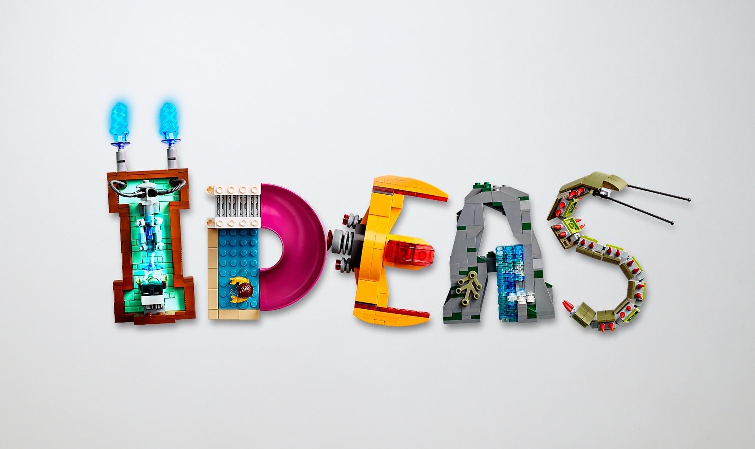 lego ideas blog a