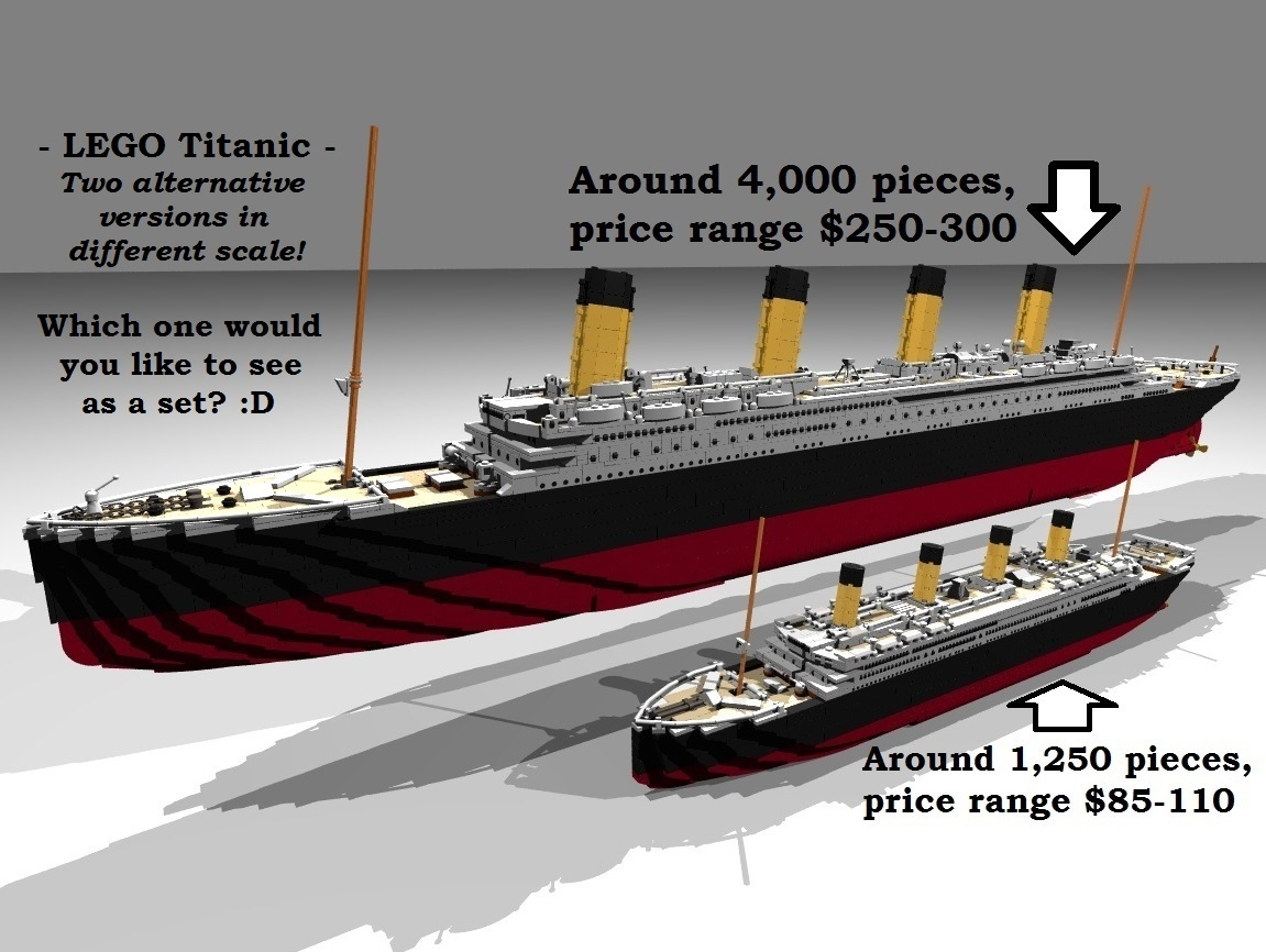 diagram of titanic ship reading a motorcycle wiring lego ideas product rms