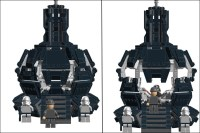 LEGO IDEAS - Product Ideas - Star Wars: Darth Vader's ...