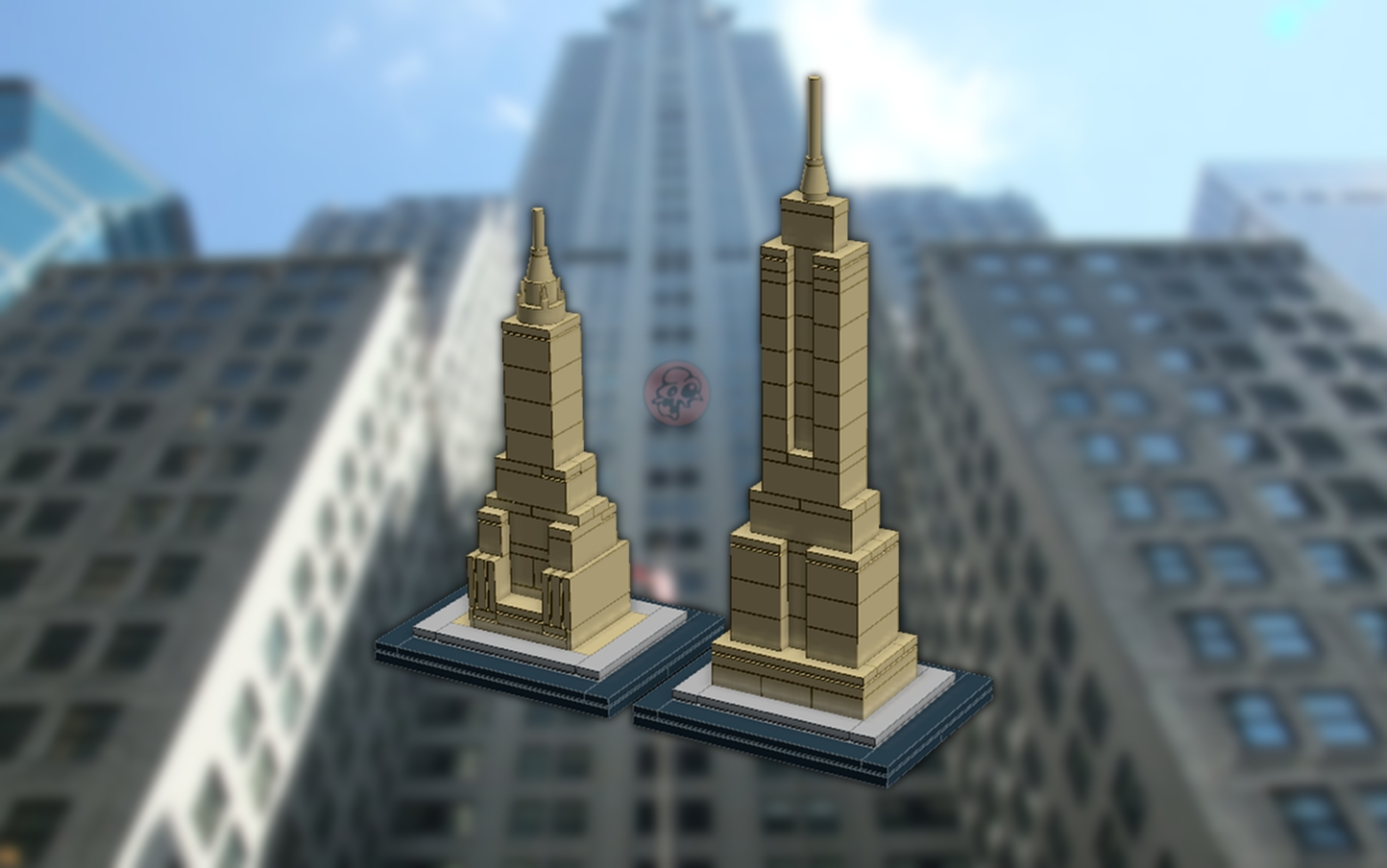 LEGO IDEAS  Product Ideas  Chrysler Building  LEGO Architecture