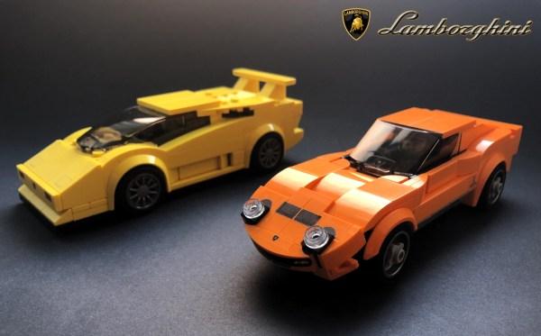 Lamborgini Speed Lego Sets Year Of Clean Water