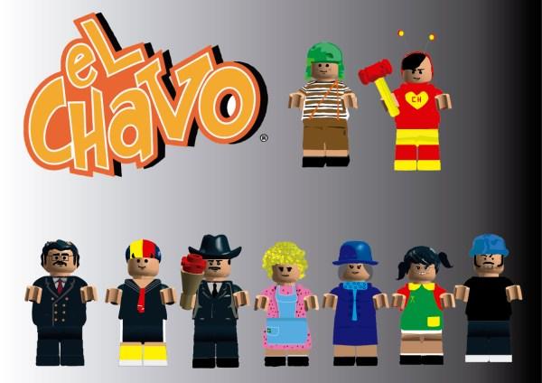 Lego Ideas - Product Villa Of Chavo El