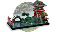 LEGO IDEAS - Product Ideas - Japanese Tea Garden