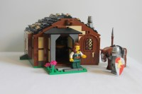 LEGO IDEAS - Product Ideas - Medieval House - Knights house