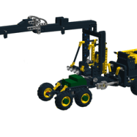 LEGO IDEAS - Product Ideas - Ponsse Scorpion King ...
