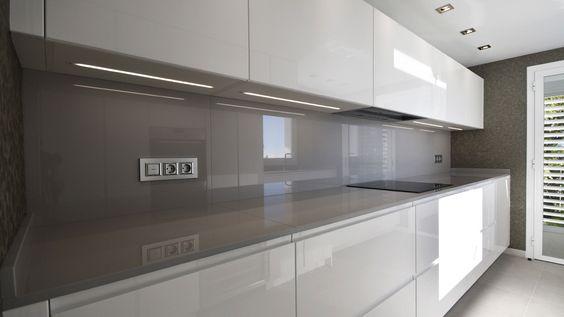 Tipos de materiales para muebles de cocina Tips para