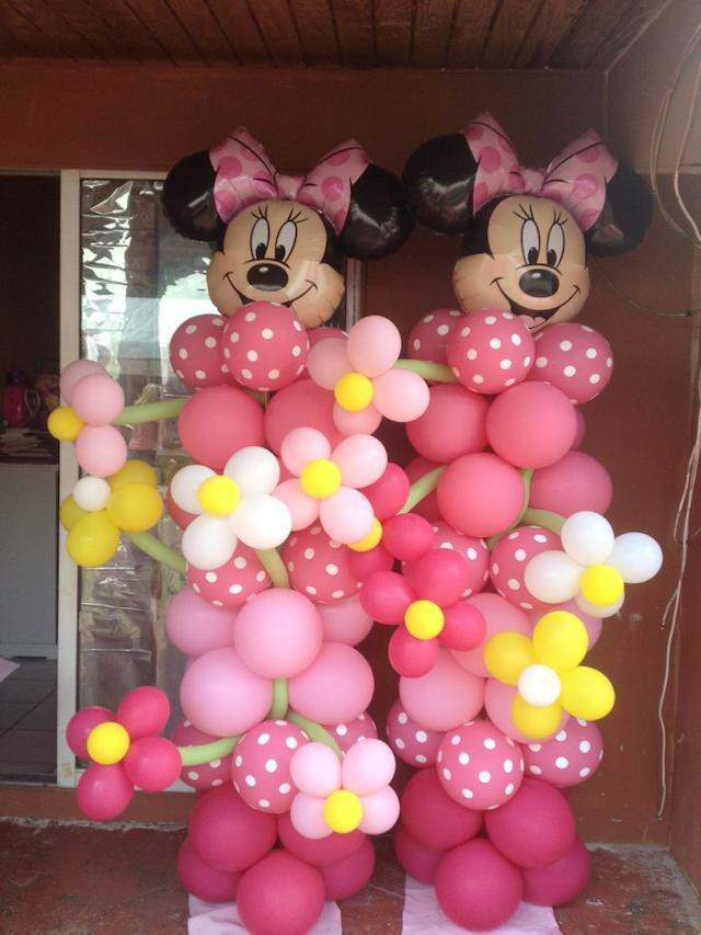 27 increbles decoraciones con globos I