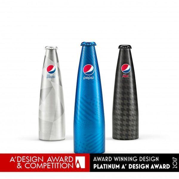 Botella de aluminio Pepsi Prestige