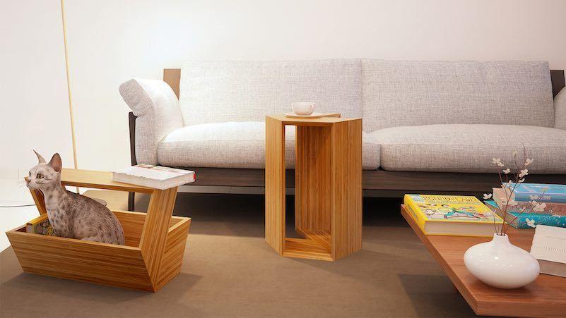 Mueble multiuso