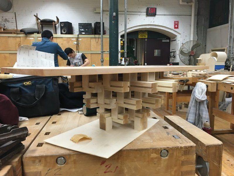 fabricación madera
