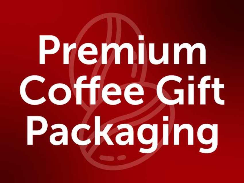 Concurso packaging café