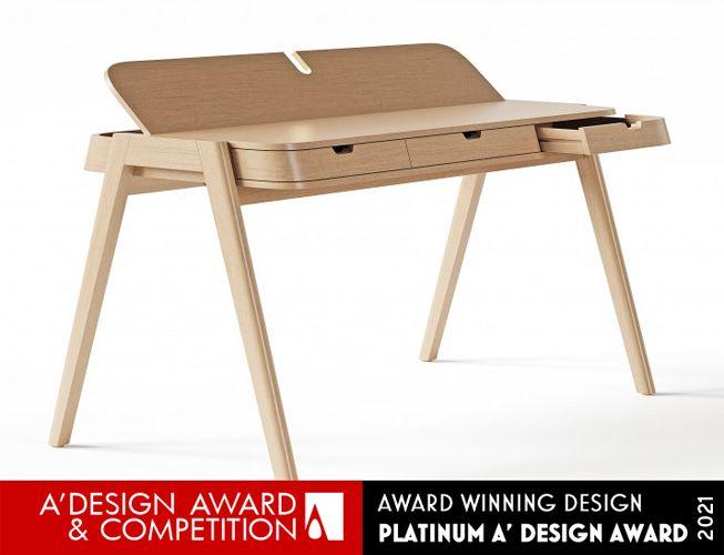 A 'Design Award Shelter Desk diseñado por Joao Teixeira