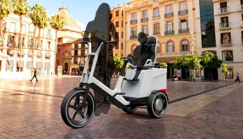 BMW movilidad urbana
