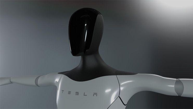 Tesla Bot Elon Musk